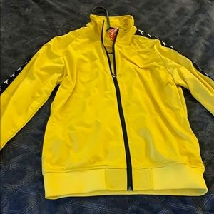 Kappa yellow jacket brand new